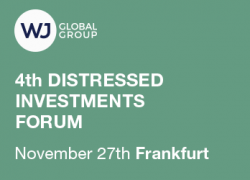 4th Distressed Investments Forum – WJ Global Group