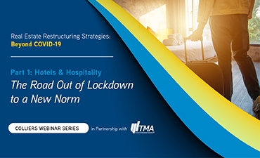 Hotels and Hospitality: The Road Out of Lockdown to a New Norm