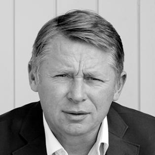 Alan Chambers MBE