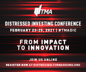 From Impact to Innovation: TMA Distressed Investing Conference