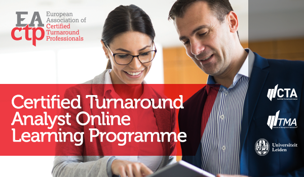 Certified Turnaround Analyst Online Learning Programme
